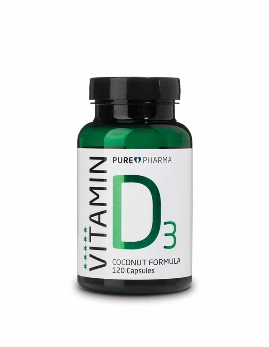 Letoptagelige D3-vitaminer