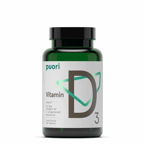 D3 vitamin puori