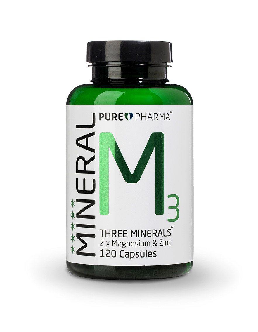 PurePharma Magnesium – forbedrer din søvn og bidrager til en normal muskelfunktion