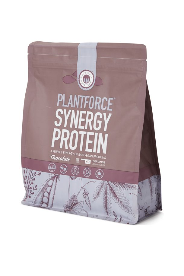 Plantforce Synergy Protein