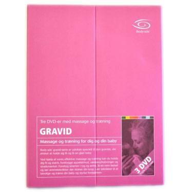 Gravid-dvd med gravidøvelser